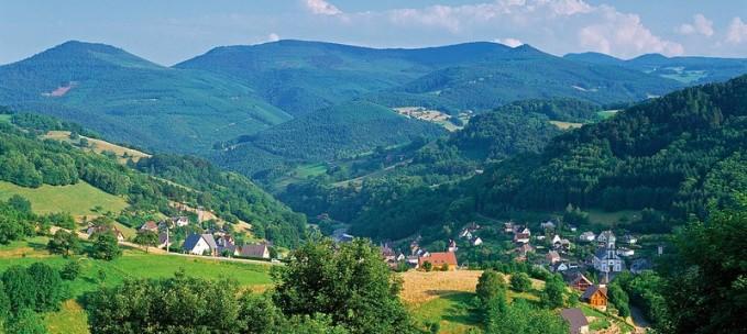 Classic Alsace trip