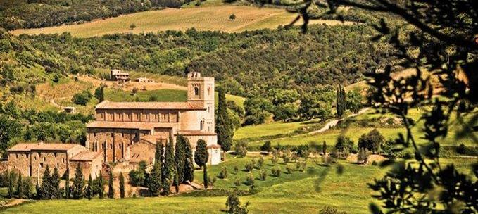 Southern Tuscan Trail trip