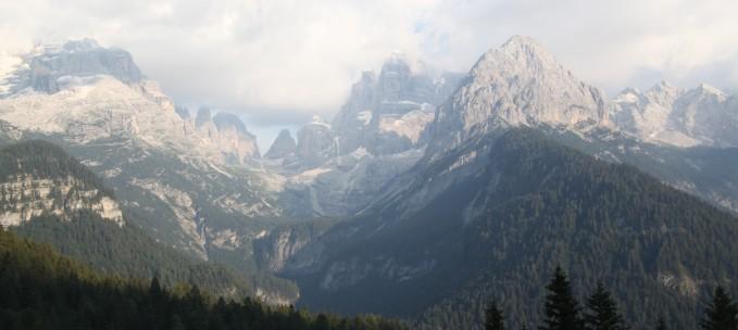 Lake Garda & the Brenta Dolomites trip