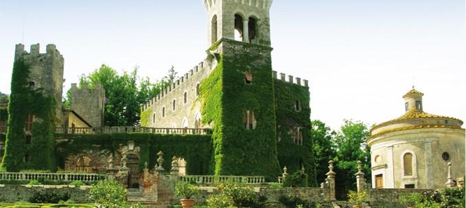 Tuscan Gardens trip