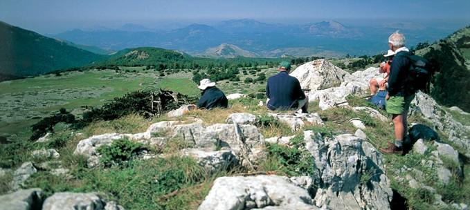 Padula & Northern Calabria trip