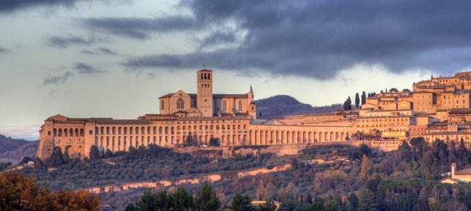 Assisi Christmas trip