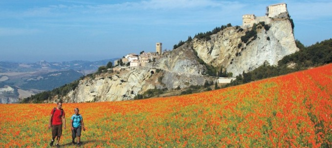 Walking Holiday Italy Self Guided Walking Le Marche Italy