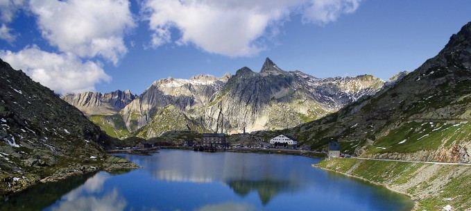 Across the Alps trip
