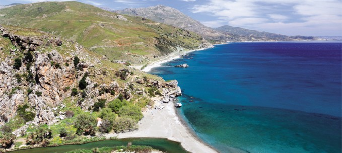 Western Crete trip