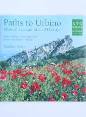 Paths to Urbino CD