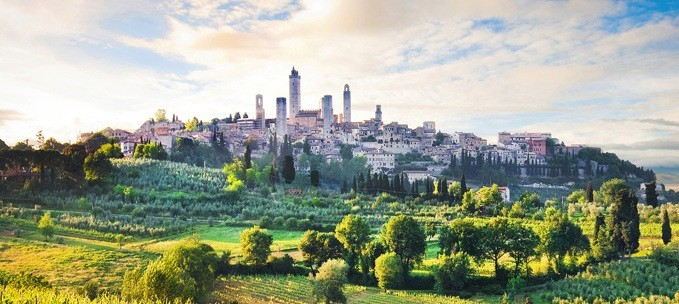walking holiday tuscany tuscany siena atg