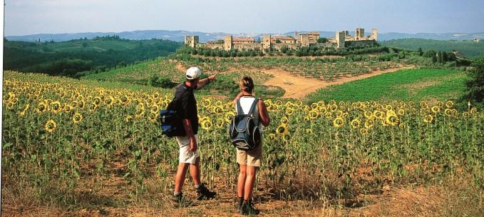 Tuscan Trail trip