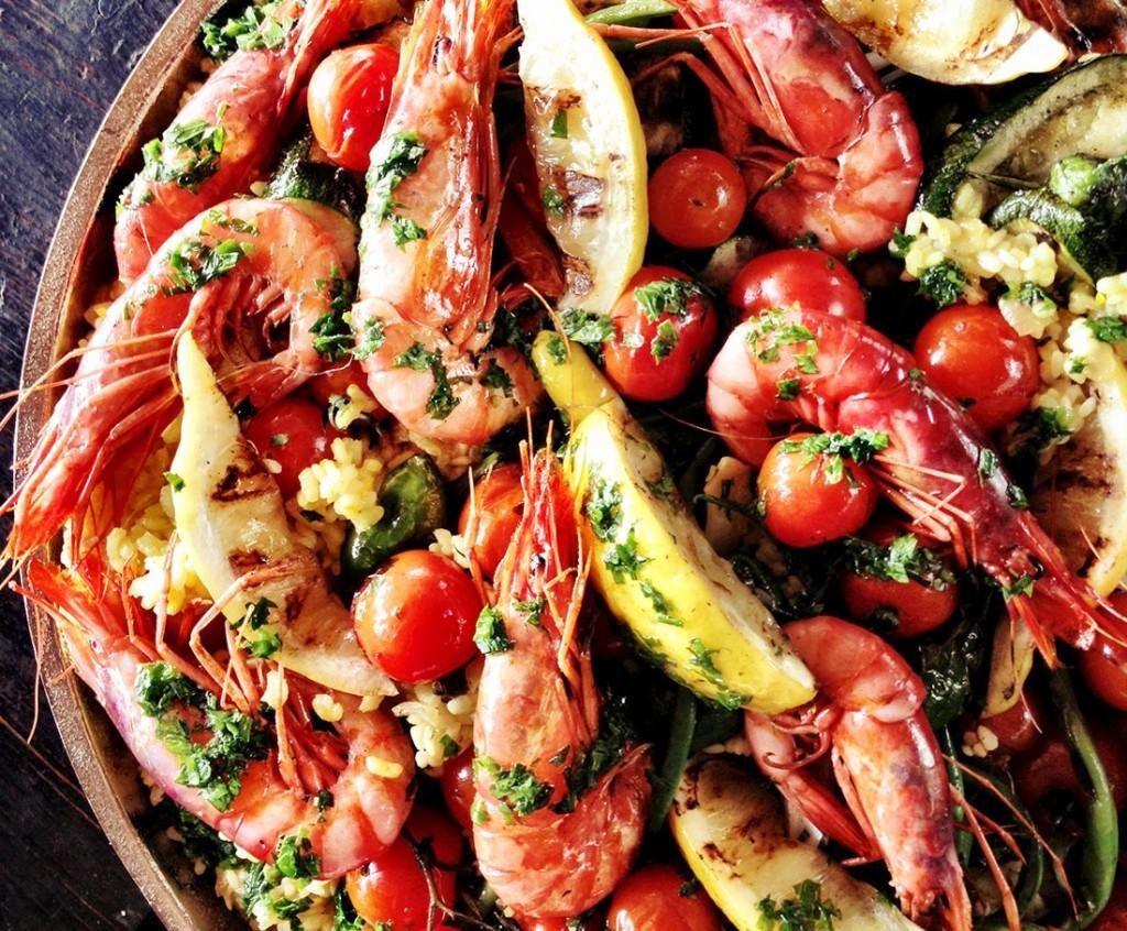 Mallorca paella