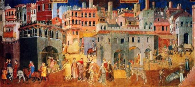 Pieve a Castello: Land of Ambrogio trip
