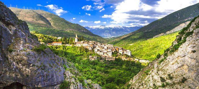 Unknown Abruzzo trip