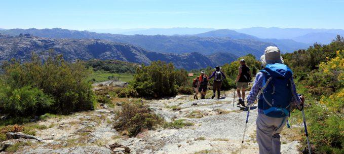 Paths to Peneda trip