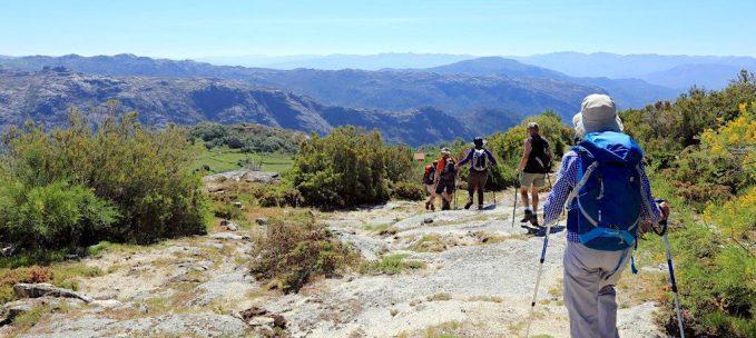 Paths of Peneda trip